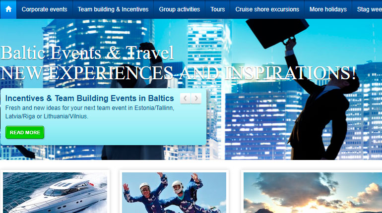 Baltic Event Agency
